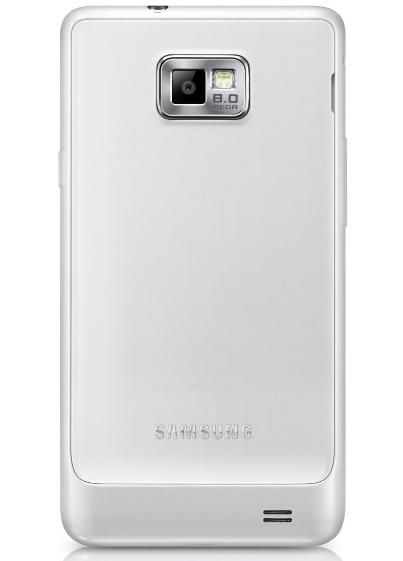 зядняя крышка Samsung Galaxy S II Plus