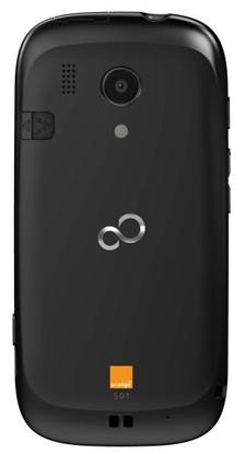 Fujitsu Stylistic S01 смартфон для стариков