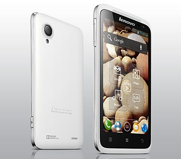 белый Lenovo IdeaPhone S720