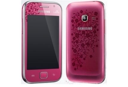 Samsung Galaxy Ace DUOS La Fleur 2013