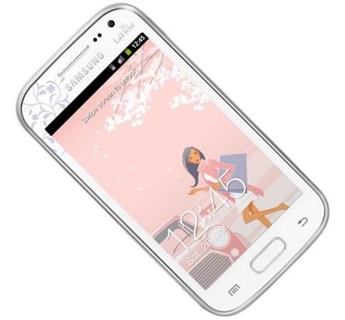 Samsung I8160 Galaxy Ace 2 La Fleur 2013