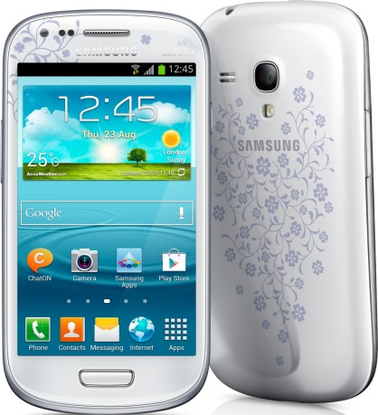 Samsung I8190 Galaxy S III mini La Fleur