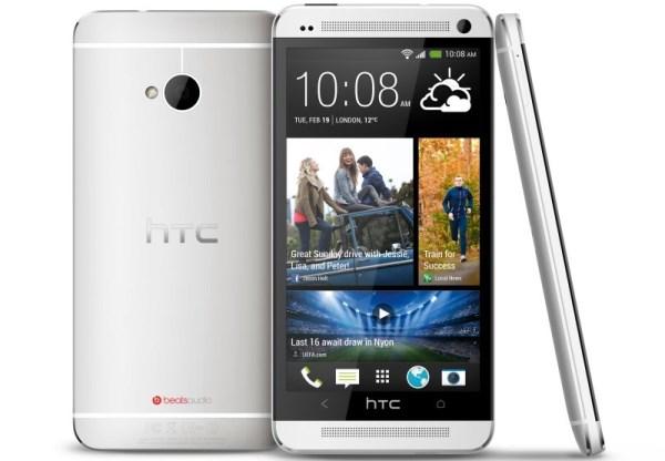 белый HTC One