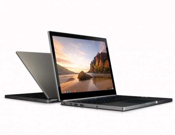 фото Google Chromebook Pixel