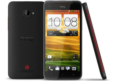фото смартфона HTC Butterfly