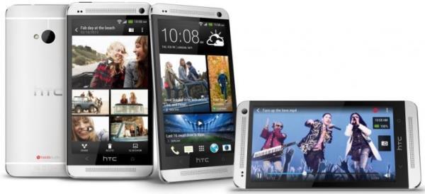 фото смартфона HTC One
