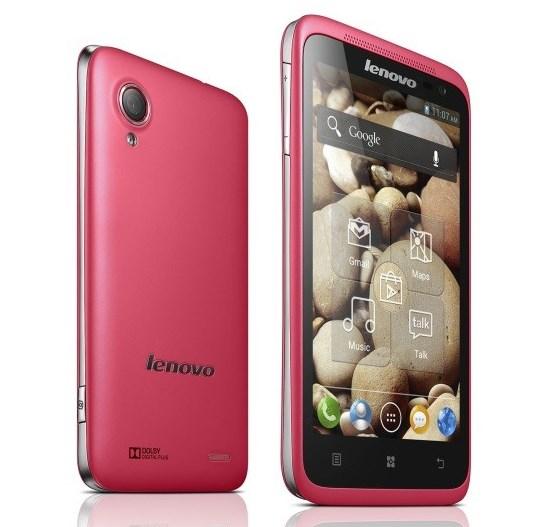 задняя крышка Lenovo IdeaPhone S720