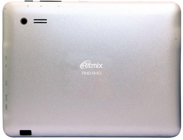 задняя крышка Ritmix RMD-840