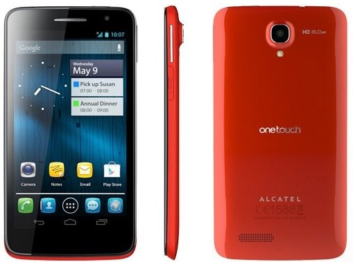 Alcatel One Touch Scribe Easy HD