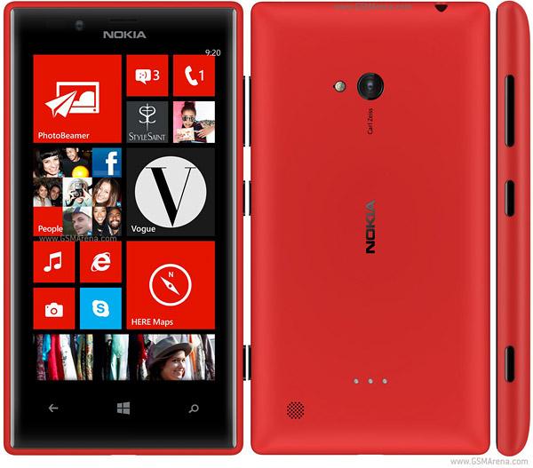 фото Nokia Lumia 720