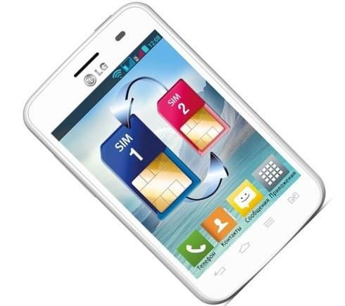 фото LG Optimus L3 II Dual 2013 года