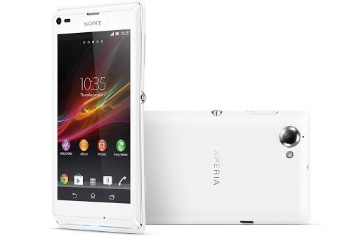 смартфон Sony Xperia L 2013