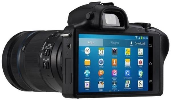 фото Samsung Galaxy NX android