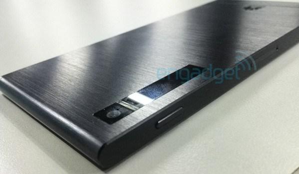 задняя крышка Huawei Ascend P6