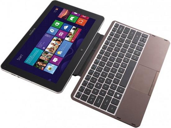 планшет GIGABYTE Padbook S1185