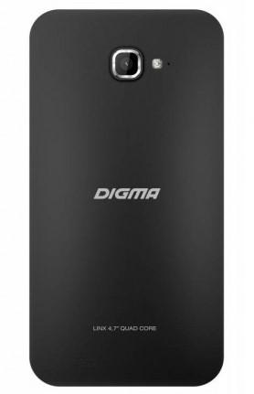 задняя крышка Digma Linx 4.7
