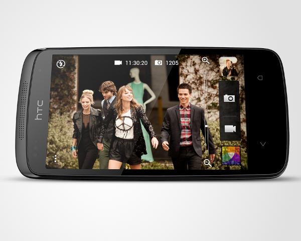 фото HTC Desire 500 dual SIM