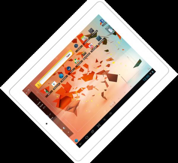 планшет teXet TM-9750HD