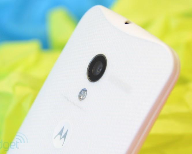 задняя крышка Motorola Moto X