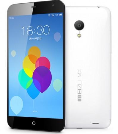 ещё фото смартфона Meizu MX3