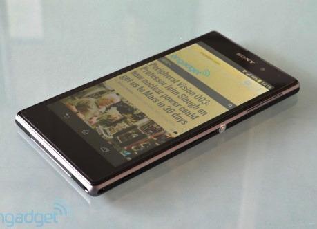 фото Sony Xperia Z1