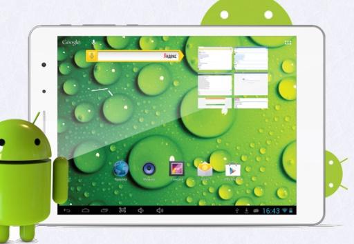 планшет teXet NaviPad TM-7855 3G
