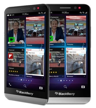 смартфон BlackBerry Z30 фото