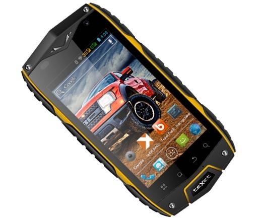 смартфон teXet X-driver