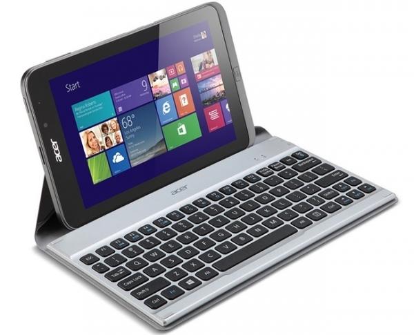 Acer Iconia W4 с клавиатурой