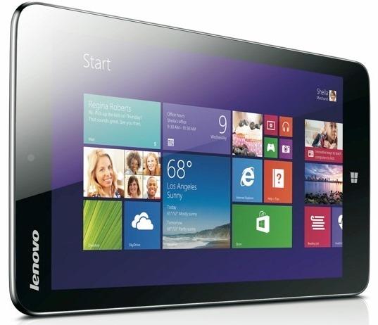 фото Lenovo Miix2