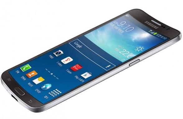 изогнутый дисплей Samsung Galaxy Round