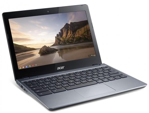 обзор Acer Chromebook C720