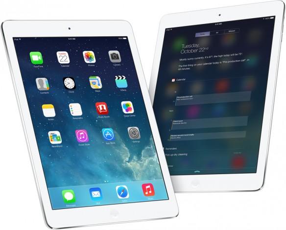обзор iPad Air 2013 года