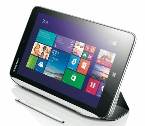 планшет Lenovo Miix2 на Windows 8.1