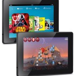 планшеты Kindle Fire HDX 7 и 8.9