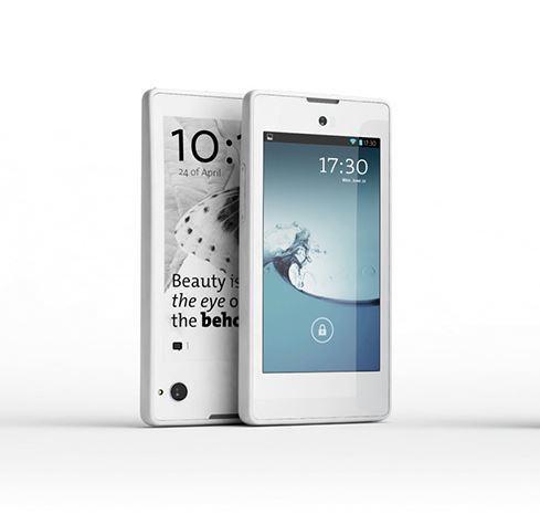 смартфон YotaPhone 2013