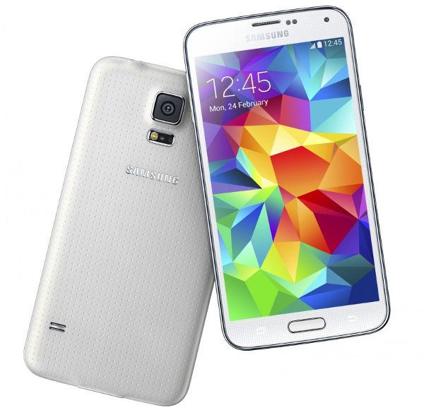 ещё фото смартфона Samsung Galaxy S5