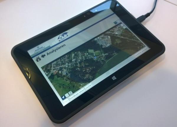 Защищенный планшет Tarox Craftab