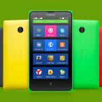 двухсимочный Nokia X на Android