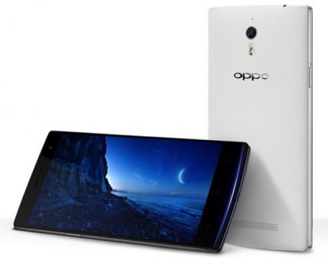 фото OPPO Find 7