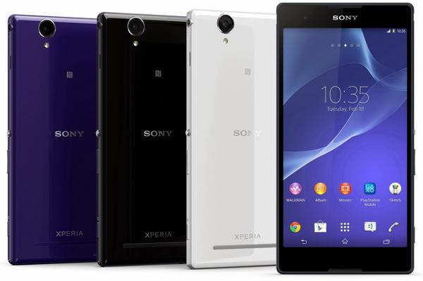 фото Sony Xperia T2 Ultra Dual