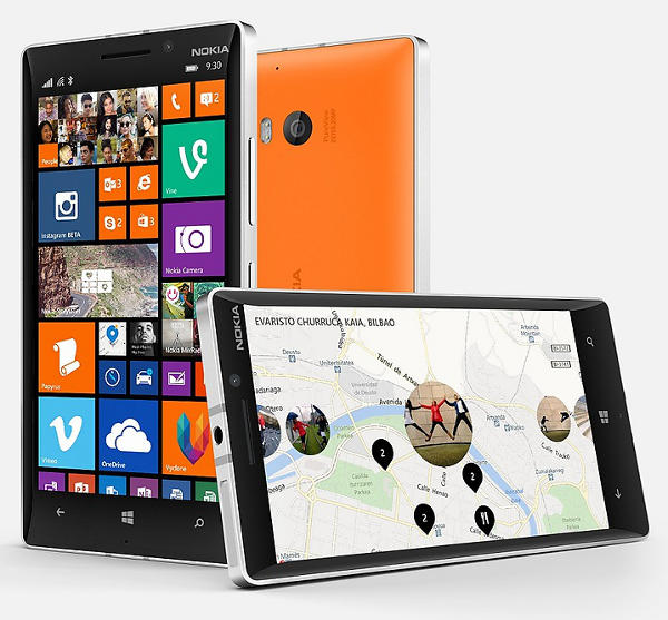 Nokia Lumia 930 на Windows Phone 8.1