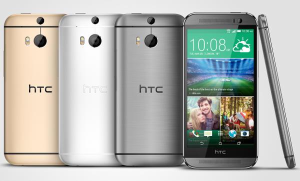 фото HTC One (M8)