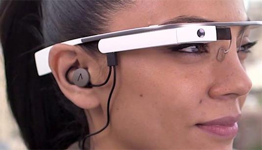 фото новый Google Glass 2015