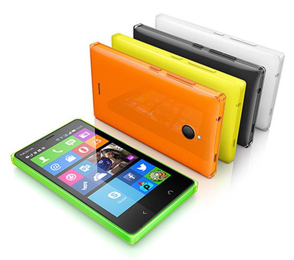 задняя крышка Nokia X2