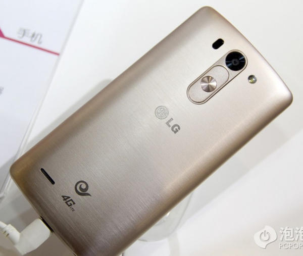 камера  LG G3 Beat