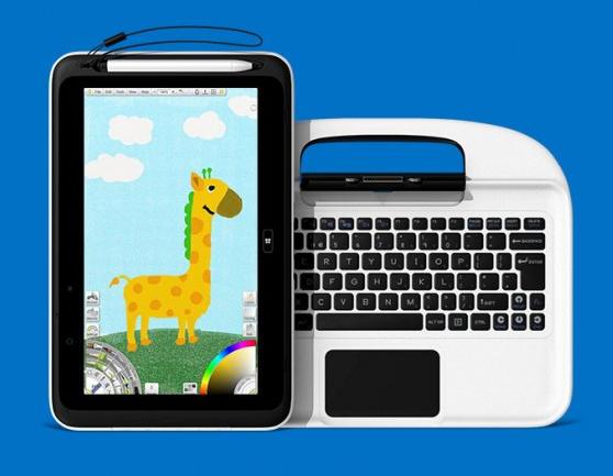 планшет Panasonic 3E