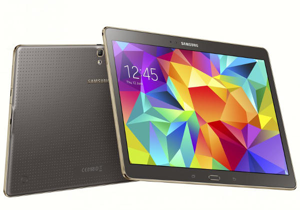 планшет Samsung Galaxy Tab S 10.5