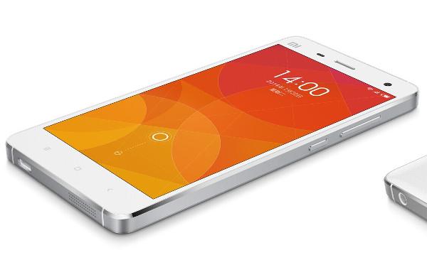 Белый Xiaomi Mi4