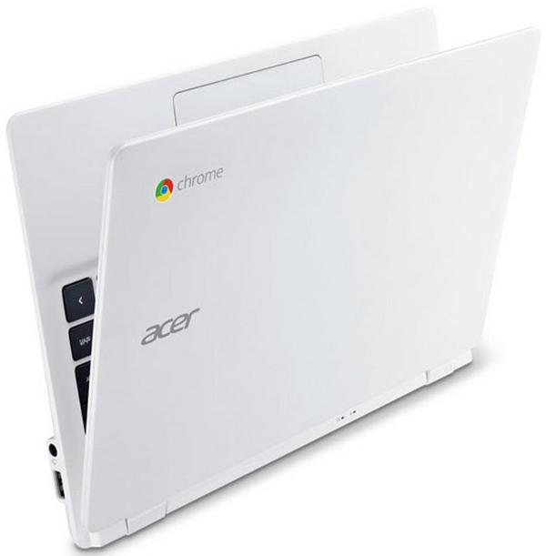 белый Acer Chromebook 11